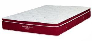 Colchão de Molas Pocket Personaly Elegant, Casal 138x188x28 - Ortobom