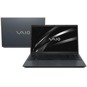 "Notebook Vaio FE15 VJFE52F11X-B0311H Intel Core i3 10° Geração 4GB 1 TB 2,5"" HDD 15.6"" Full HD Windows 10 Home - Chumbo Escuro"