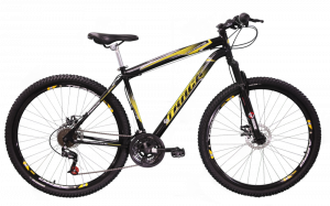 Bicicleta Tb Niner, Aro 29, 21 Marchas, Freio a disco, Preta - Track Bikes