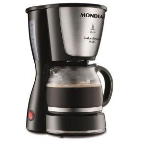 Cafeteira Elétrica Dolce Arome C30 18 Xícaras Inox Mondial