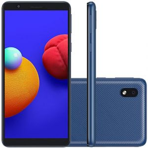 Smartphone Galaxy A01 Core Azul 32GB Tela 5.3 2GB RAM Camera 8MP - Samsung