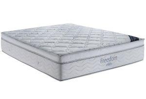 Colchão de Molas Super Pocket Freedom Visco Elástico 138x188x32 - Ortobom