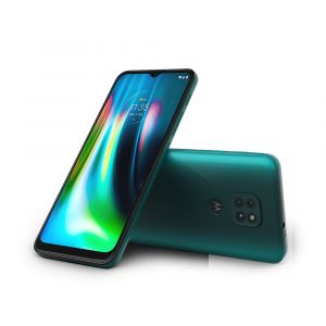 Smartphone XT2083-1 MOTO G9 Play Verde Turquesa - Motorola