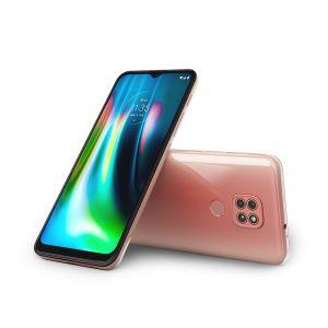 Smartphone XT2083-1 MOTO G9 Play Rosa Quartzo -  Motorola