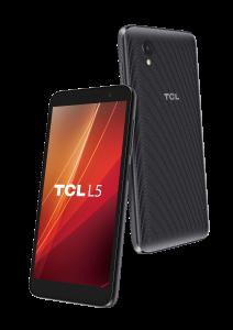 Smartphone TCL L5 Preto Tela 5 4G 16G 1GB Ram Quad-Core 8MP+5MP