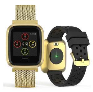 Relógio Smartwatch Troca Pulseira 79006MPSVDE4-Seculus