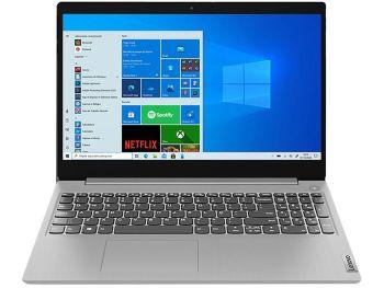 "Notebook Lenovo IdeaPad3i 82BS0002BR Intel Core i3 10° geração - 4GB 1TB 15,6"" LCD Windows 10"