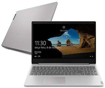 "Notebook Lenovo AMD Ryzen 7-3700U 8GB 512GB SSD Tela Full HD 15.6"" Windows 10 Ideapad S145 81V70009BR"