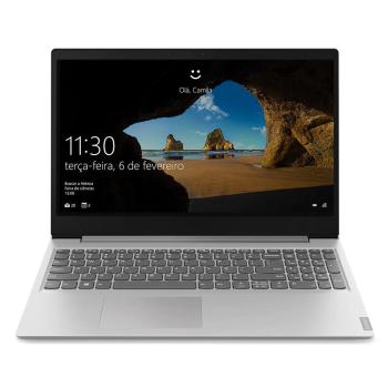 """Notebook Lenovo Core i5 10° geração 8GB 256GB SSD Tela 15.6"""" Windows 10 Ideapad S145 82DJ0003BR"""