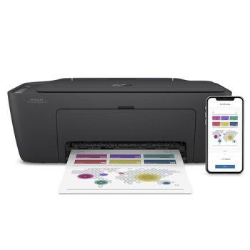 Impressora Multifuncional HP Deskjet Ink Advantage 2774 Colorida Wi-Fi Bivolt