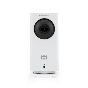 Smart Câmera 360º Wi-Fi. Positivo Casa Inteligente, FullHD 1080p, Áudio bidirecional, Controle através do Smartphone