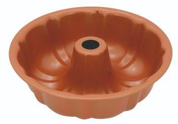 Forma de Flan e Pudim Bronze - Mimo Style