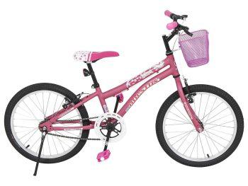 Bicicleta Juvenil Houston Nina Aro 20 Rosa