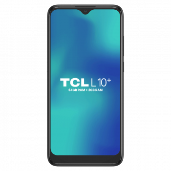Smartphone TCL L10 Plus Cinza Tela 6.22'' Dual 4G 64GB + 2GB Ram Octa-Core Câmera Tripla - SEMP TCL