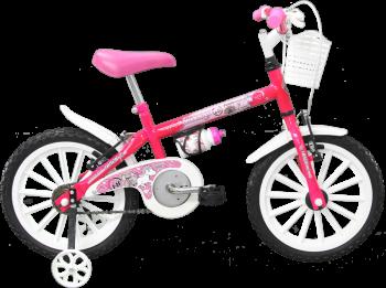 Bicicleta Infantil Monny, Aro 16, Pink - Track & Bikes