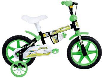 Bicicleta Mini Boy Freio à Tambor Aro 12 -  Houston