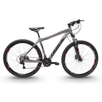 Bicicleta Trivo Aro 29 Freio Hidráulico Shimano Grafite Track e Bikes