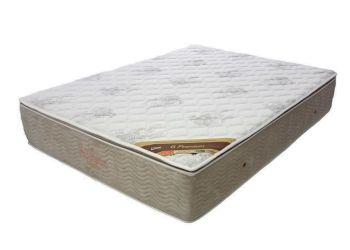 Colchão De Molas Pocket Gold Malha Suede 138X188X32 - Ortobom