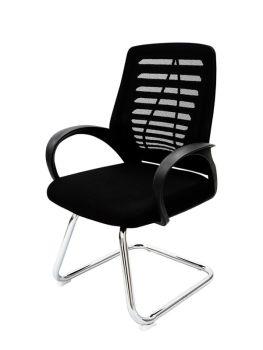 Cadeira Visitante Best C201V- Preto