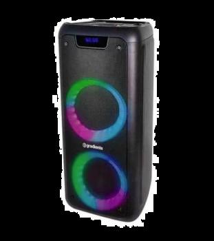 Caixa Amplificada Gradiente 400 W de Potência GCA201 -Lenoxx