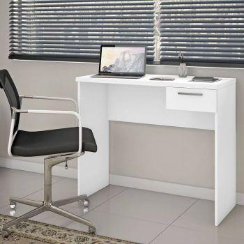 Mesa Escrivaninha 0,90 Office NT 2000 Branco - Notável