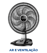 Ar e ventilação